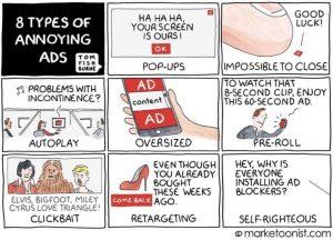 campañas de publicidad