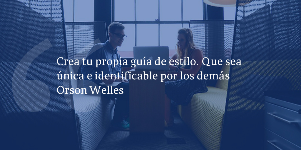 Frase de inbound marketing de Orson Welles