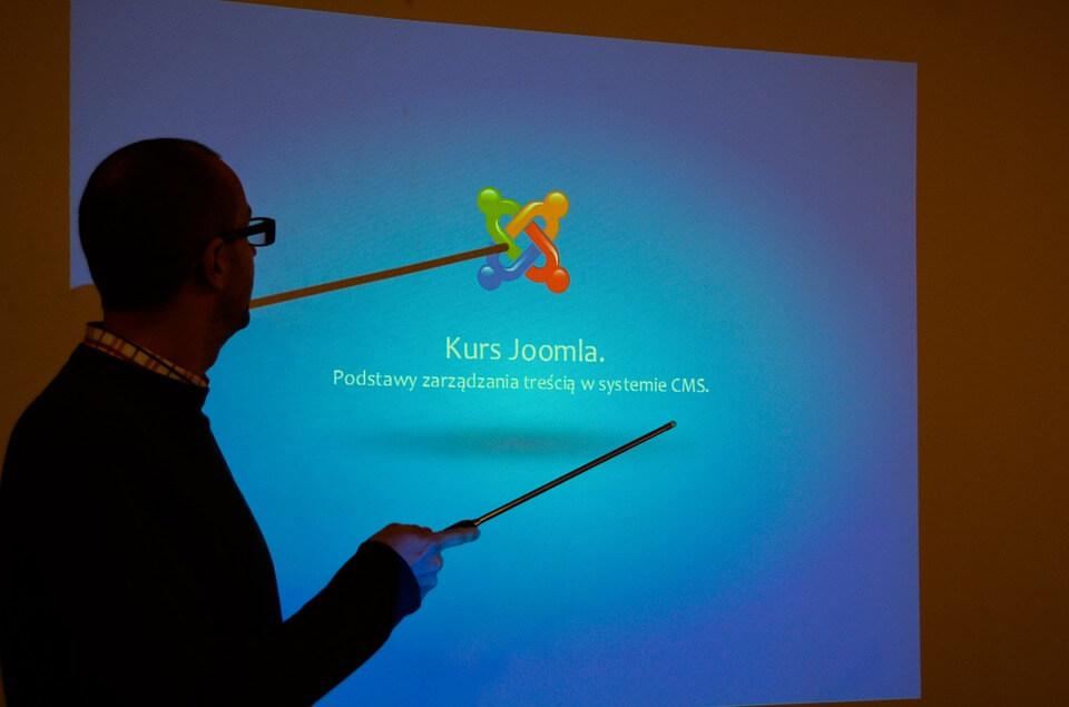 creación de sitios web en joomla