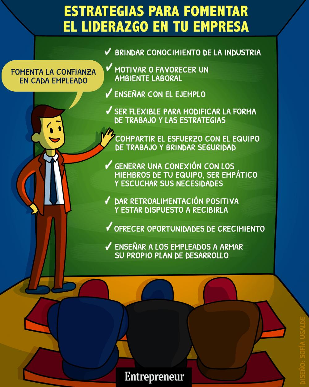 <span><b>Infografía</b>: Estrategias para que tu empresa sea líder</span> » class=»aligncenter»></p><div class=
